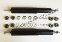 Toyota Land Cruiser Amazon 4.5 Petrol FZJ80 - Front Shock Absorber Pair (Non Adjustable)